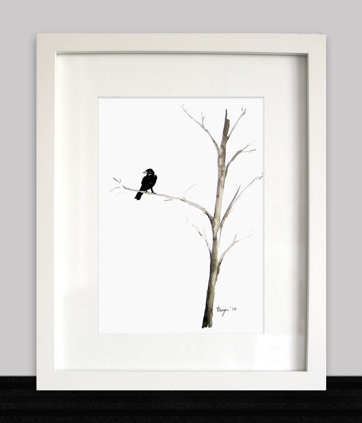Like this item - White wooden picture frames ...