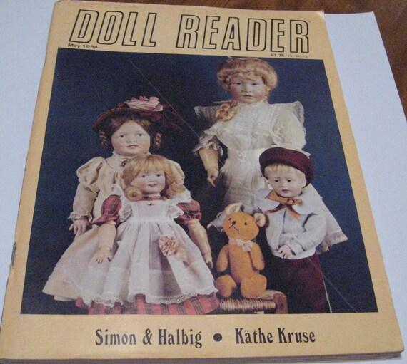Doll Reader Magazine May 1984