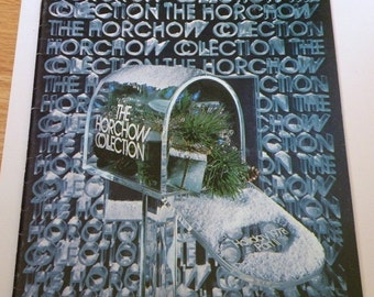 1978 The HORCHOW Collection CHRISTMAS Catalog