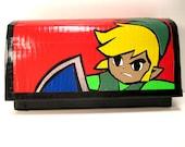 Legend of Zelda Link Duct Tape DS Case