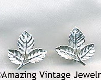 Sarah Coventry PETITE Earrings - 1966  SALE 2.50
