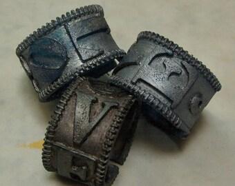 Zipper Love Cuff