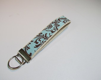 Fabric Key Fob -Key Chain