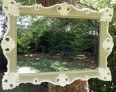 French Vintage Mirror Pick Your Color