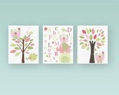 Nursery decor Baby girl N...