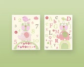 Kids Wall Art, Nursery Ar...