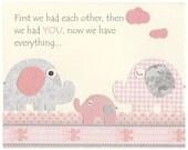 Nursery Print, baby girl, Kids Print..Shabby chic, pale pink, baby girl room art, baby girl room print, colors Carousel - French Angel Toil