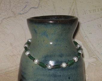 Emerald Green Aventurine Bracelet