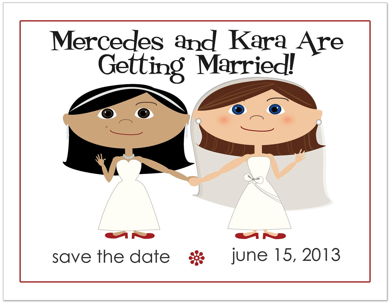 De boda Invitaciones de boda gay - Anuncios gay ()