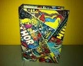 Avengers Superhero Photo Album