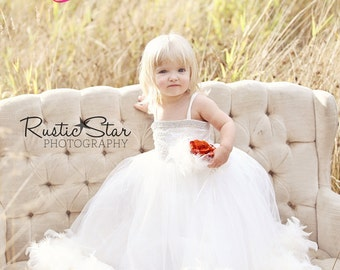 Forever Dreams Flower Girl Dress