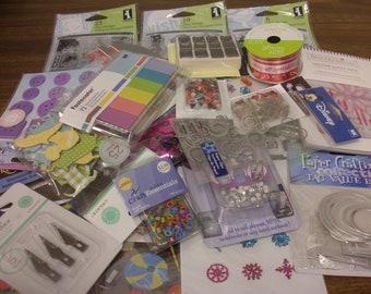 DESTASH Scrapbooking Supplies Lot No.35