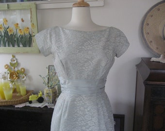 Lorrie Deb Lace Holiday Dress