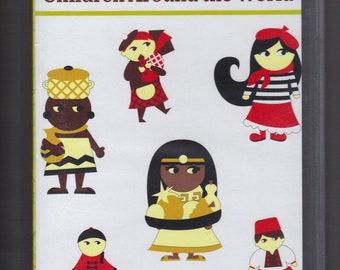 Cricut Cartridge | CHILDREN AROUND the WORLD Lite