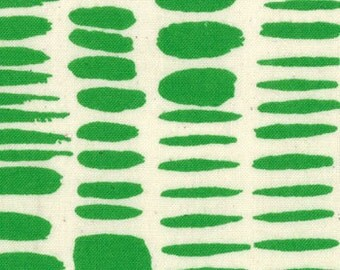 One Yard Summersville - Lucie Summers for Moda - Brush Strokes in Leaf Green