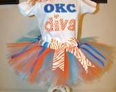 custom listing for okc diva tutu set