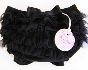 Awesome Tutu Bloomers Black