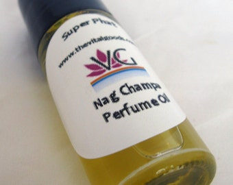 Nag Champa Perfume oil 1oz