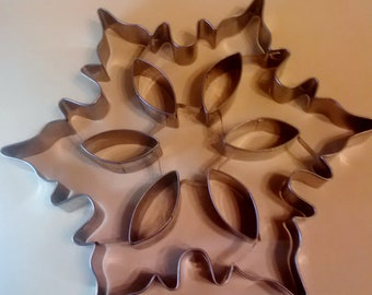 Giant Snowflake Cookie Cutter - Flat Rate Shipping