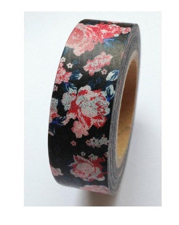 1 rolls japanese washi tape masking tape decoration tape - Decoration masking tape ...