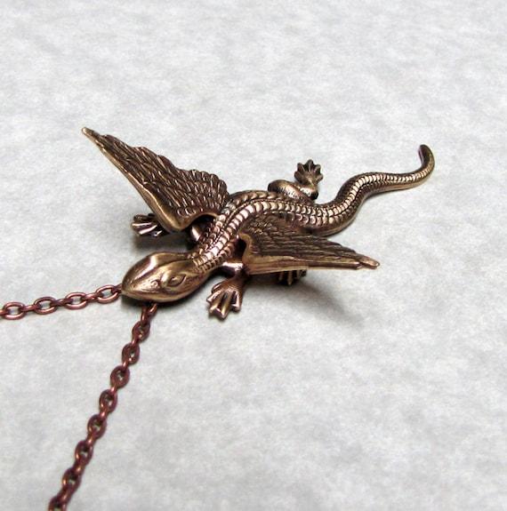 Dragon Necklace Pendant