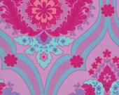 Jennifer Paganelli Fabric Free Spirit Crazy Love Priscilla Pink 1 Yard