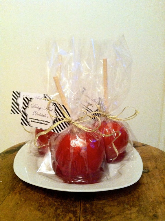 Reserved for maggie 175 candy apple wedding favors shipping for Candy apple wedding favors