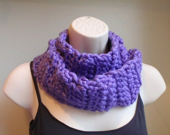 Choose Your Color Cowl Scarf Made to Order