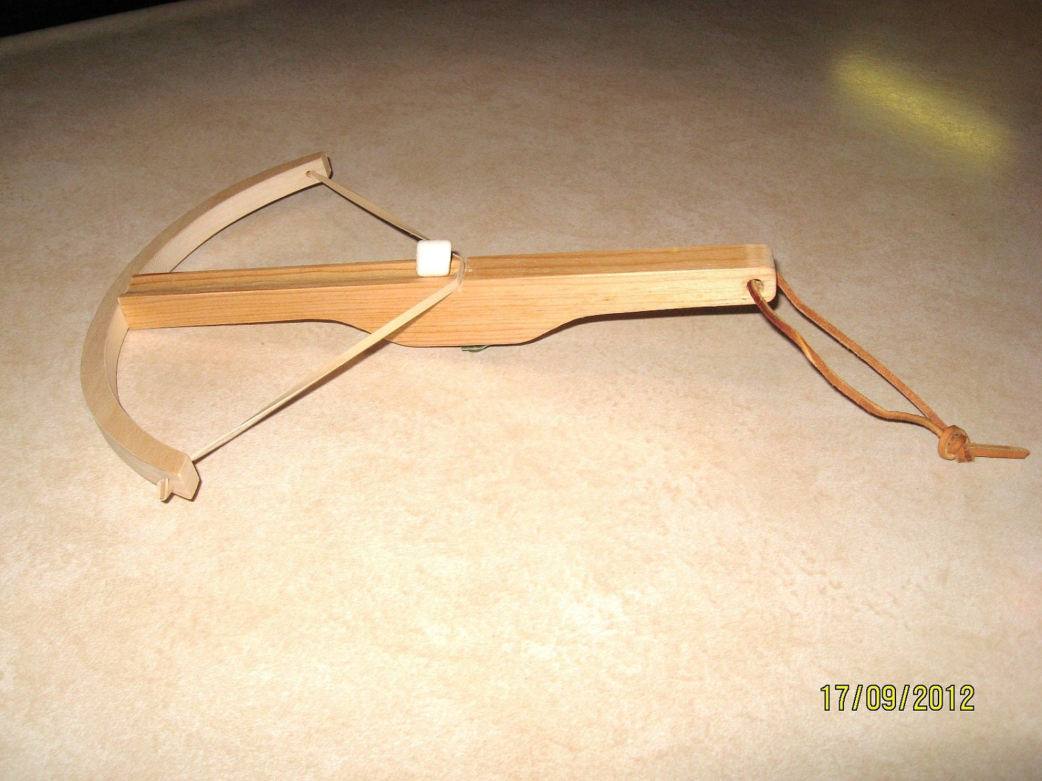 Wooden Marshmallow Crossbow Shooter By Rlwoodcrafts On Etsy