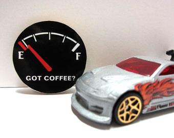 Got Coffee? - Funny Wood Magnet
