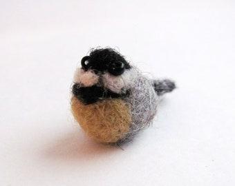 Chickadee miniature