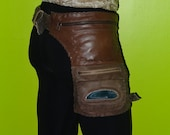 Utility belt - Burning man - Pouch belt
