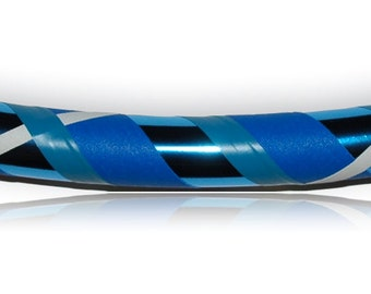 CUSTOM 4 Color Hula HOOP - You ChOOse Size - Weight - Colors - Fast Shipping - FREE Collapsible Upgrade