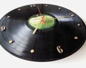 THE BEATLES Vinyl Record Wall Clock (The White Album)