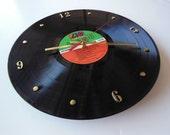 LED ZEPPELIN Record Clock (Led Zeppelin IV)