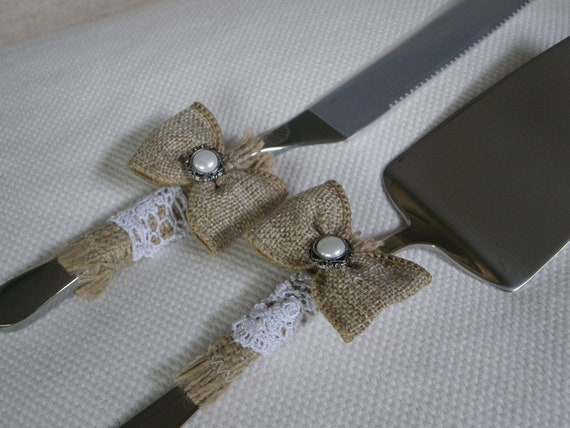 rustic wedding cake serving set rustic wedding cake and knife server set 7205