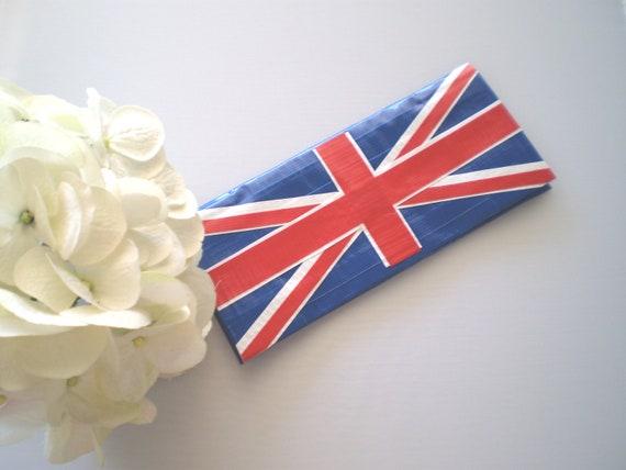 BRITAIN WALLET British FLAG Duct Tape Wallet