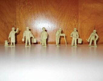 Vintage Marx Figures, Vintage Etsy Children Toys