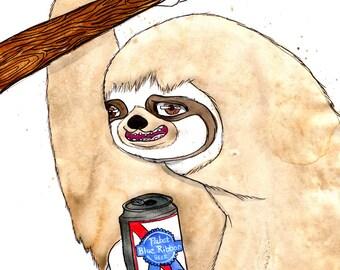 PBR Sloth