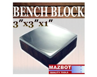 Mazbot Block with Wooden Base - SPW01