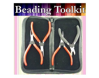 "1 - 5"" Mazbot 4pc Beading tool kit  -  BTK02"