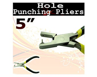 Brand New 5in  hole punch plier  - HPP03