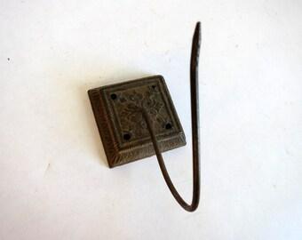Antique Cast Iron Receipt Spike