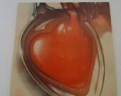 Totally 80s Design Memo-Note. The medicine of Love