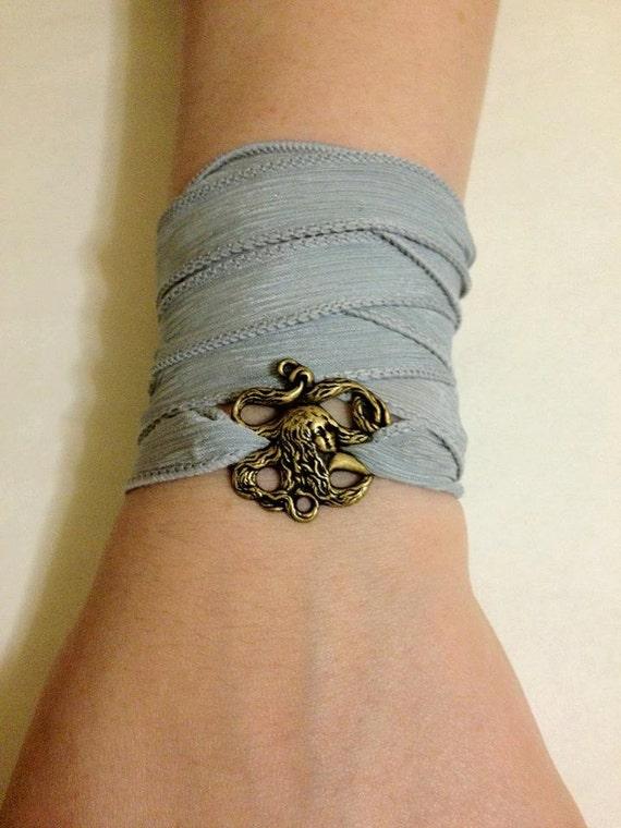 Bracelet/Necklace/Choker/Anklet/Headband/Headdress Wrap Jewelry -Sea Maiden