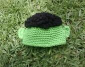 Hulk Beanie Crochet Pattern