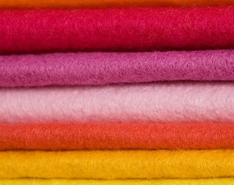 Sunny Days Bamboo Felt Palette - 10 x 11 in. - 7 Sheets