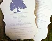 Ornate Wedding Ceremony Programs Deposit (customizable)