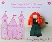 Brave Merida Princess Hair clip