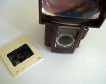 On Sale Vintage Mico Vue Binocular Vision Original Box